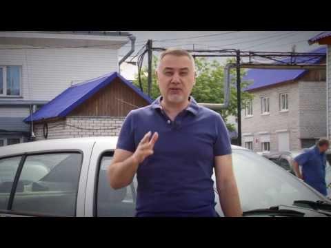 Рено Символ / Renault Sumbol с пробегом 1,5 миллиона км!!! Тест драйв Александра Михельсона