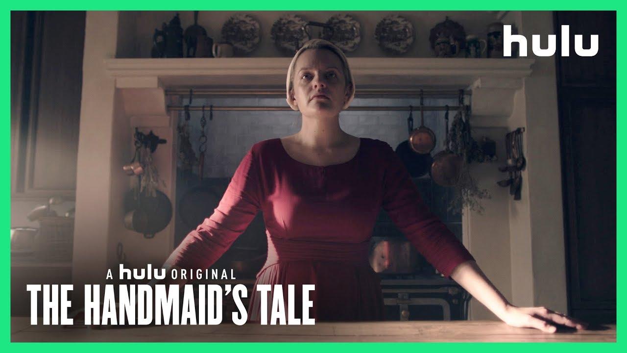 The Handmaid S Tale Series Trailer A Hulu Original Youtube