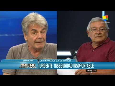 El duro cruce entre Raúl Rizzo y el padre de una joven atacada por el anestesista