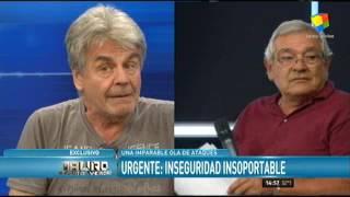 Raúl Rizzo vs. Rubén, el papá de Belén Torres