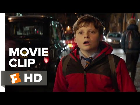 The Kid Who Would Be King Movie Clip - Where Did You Learn How to Drive? | Movieclips Coming Soon
