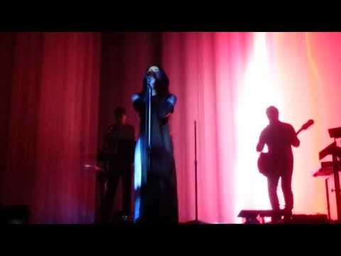 How to Destroy Angels - How Long - Paramount Theater - 4/21/13 1080p