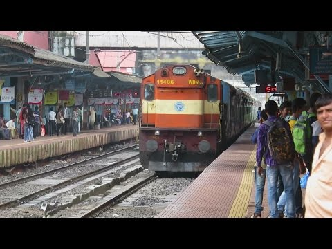 [6 in 1] DIESEL TRAINS : ULTIMATE TREAT : Janshatabdi + Chennai Exp + Nagercoil Exp + Many more
