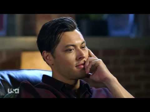 Satisfaction Behind the Scenes featuring Blair Redford