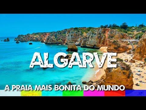Algarve: Portugal - Praias de Lagos e Ponta da Piedade