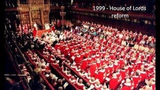 The history of the Labour party