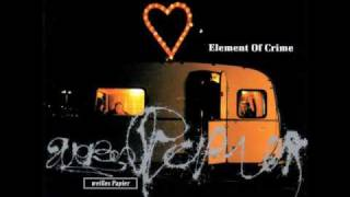 Watch Element Of Crime Alten Resten Eine Chance video