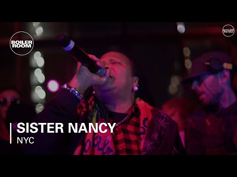 Sister Nancy Boiler Room New York  Set