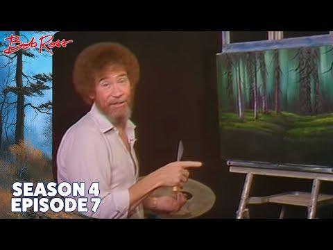 Bob Ross - Cabin in the Woods (Season 4 Episode 7)