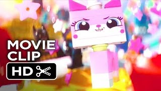 The Lego Movie CLIP - Cloud Cuckoo Land ...