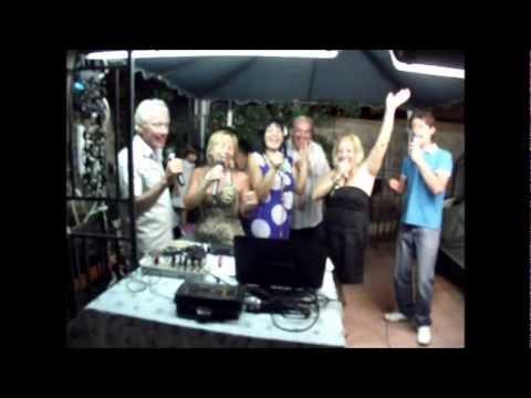 karaoke 5 agosto 2012