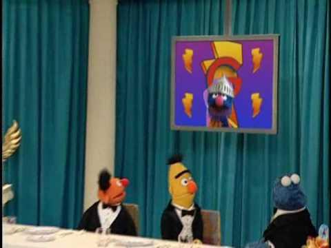 """Sesame Street - """"Grover Work Song"""""""