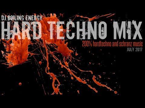 Hardtechno / Schranz 2017 | Dance Till You Drop | Hard Techno Music Mix July