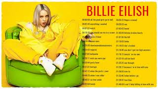 Billie Eilish Greatest Hits Full Album 2020 - Best Songs Of Billie Eilish full playlist