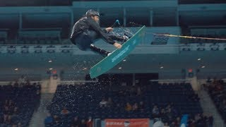 The 2019 Toronto Indoor Wakeboard Championship