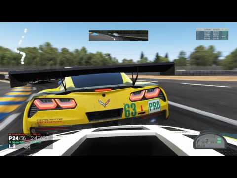 Project CARS Aston V12 LIVE@LeMans