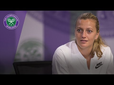 Wimbledon 2018: Petra Kvitova 'doesn't feel like a favourite'