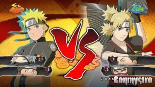 Naruto Ultimate Ninja Storm 2 | Ten Trials Achievement | HD