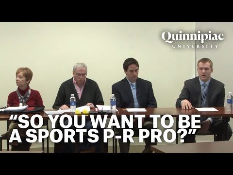 """""""So you want to be a Sports PR Pro?"""" - PRR311"""