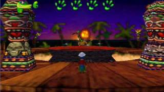 gex 64 enter the gecko gameplay