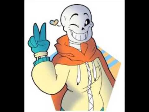 Comic Papyrus - Glad You Came