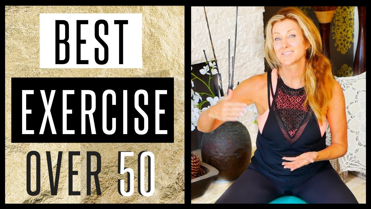 Best workout for over 50 female