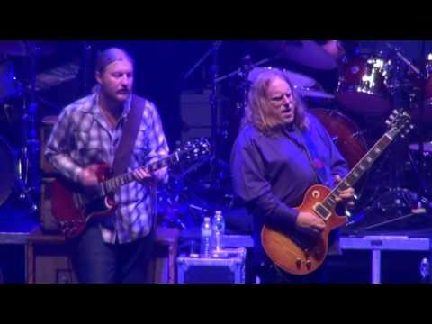 Allman Brothers Stormy Monday 3/5/13 Beacon Theater