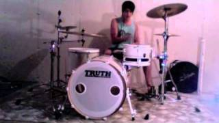 Decoder- Conflicts (Drum Cover)