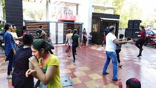FittQ Holi Hai!!! : Zumba Fitness Session