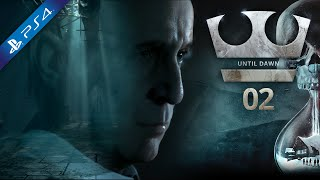 Jirka Hraje - Until Dawn 02 - Jdeme do baráku