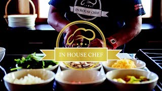 In House Chef at Villa Tuscany 2017 (Caribbean Luxury Rentals)