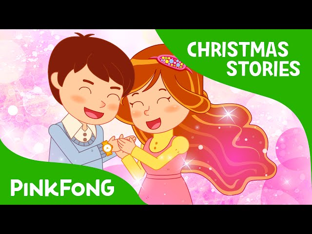 A Gift For Christmas Story.The Gift Of Christmas Christmas Stories Pinkfong Story