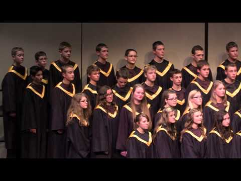 I Know in Whom I Have Believed - Mary McDonald - CovenantCHOIRS