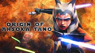 Origin of Ahsoka Tano