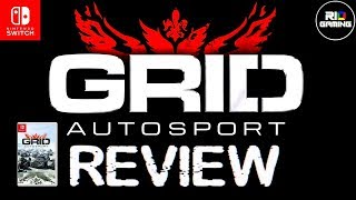GRID Autosport REVIEW - Nintendo Switch