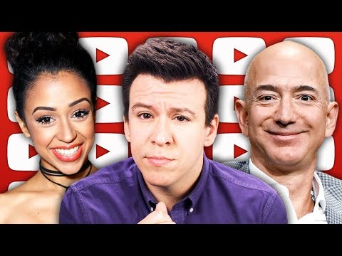WOW! Liza Koshy Leads The Way, CNN Sues Trump, & Jeff Bezos Makes Them Work For It