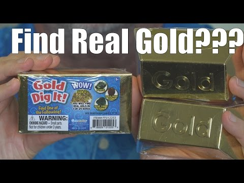 Gold Dig It! Review- A Chance for Real Gold | RainyDayDreamers in 4k CC