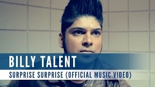 Billy Talent - Surprise Surprise (Official Music Video)