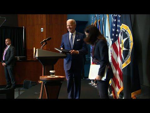 Biden warns cyberattacks may trigger 'shooting war'