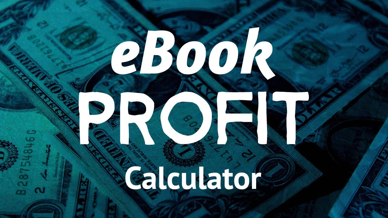 eBook Profit Margin Calculator | Placeit Blog