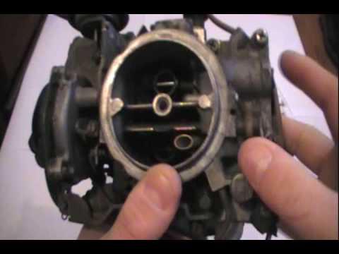 How an Aisan Carburetor Works - YouTube