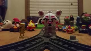 More FNAF Mystery Minis Series 2 And Trackmaster Cutsoms!