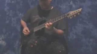 Andy Garrett - Wah Solo 1
