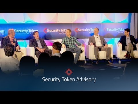 Security Token Summit- Security Token Advisory Panel