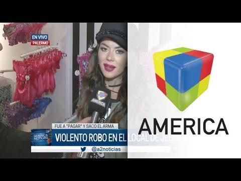 Karina Jelinek habló sobre el robo a su local: Argentina está muy insegura