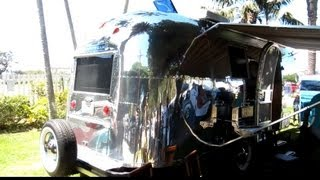 Airstream Trailer - absolute perfection in renovation - MUST SEE !!!