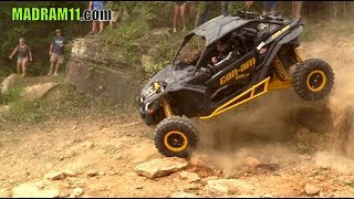 OUCH THATS ONE TOUGH UTV RACE COURSE