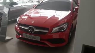 2017 Mercedes-Benz CLA 200 AMG Line