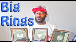 NBA & NFL Championship Rings   How To Gift a Late Fathers Day Gift