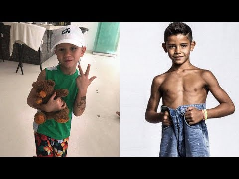 Justin Bieber's Brother vs Cristiano Ronaldo's Son - Who Is The Most Fashionable.?